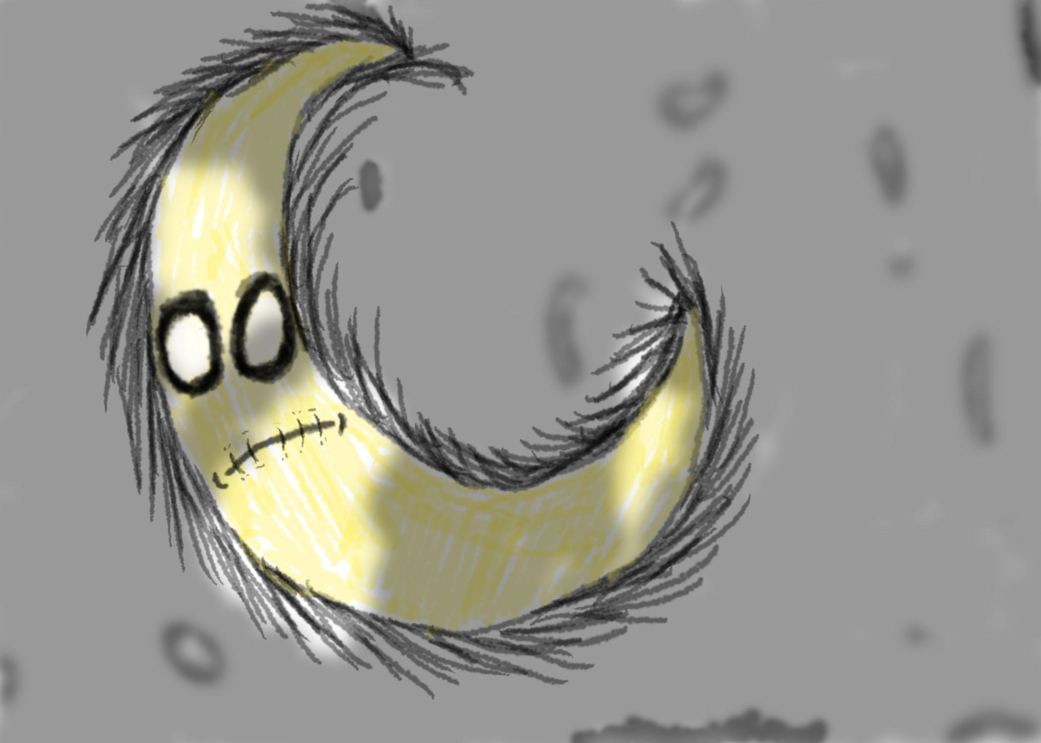 Dispairing Moon