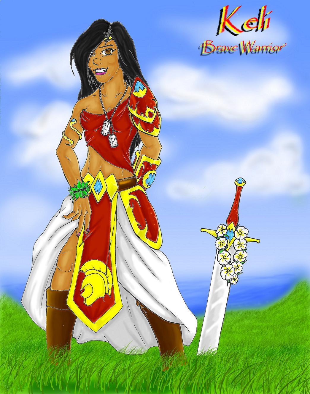 Keli-Brave Warrior