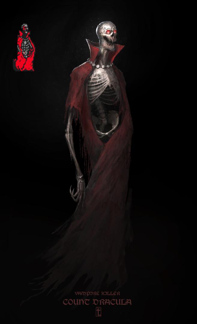 Count Dracula- Vampire Killer