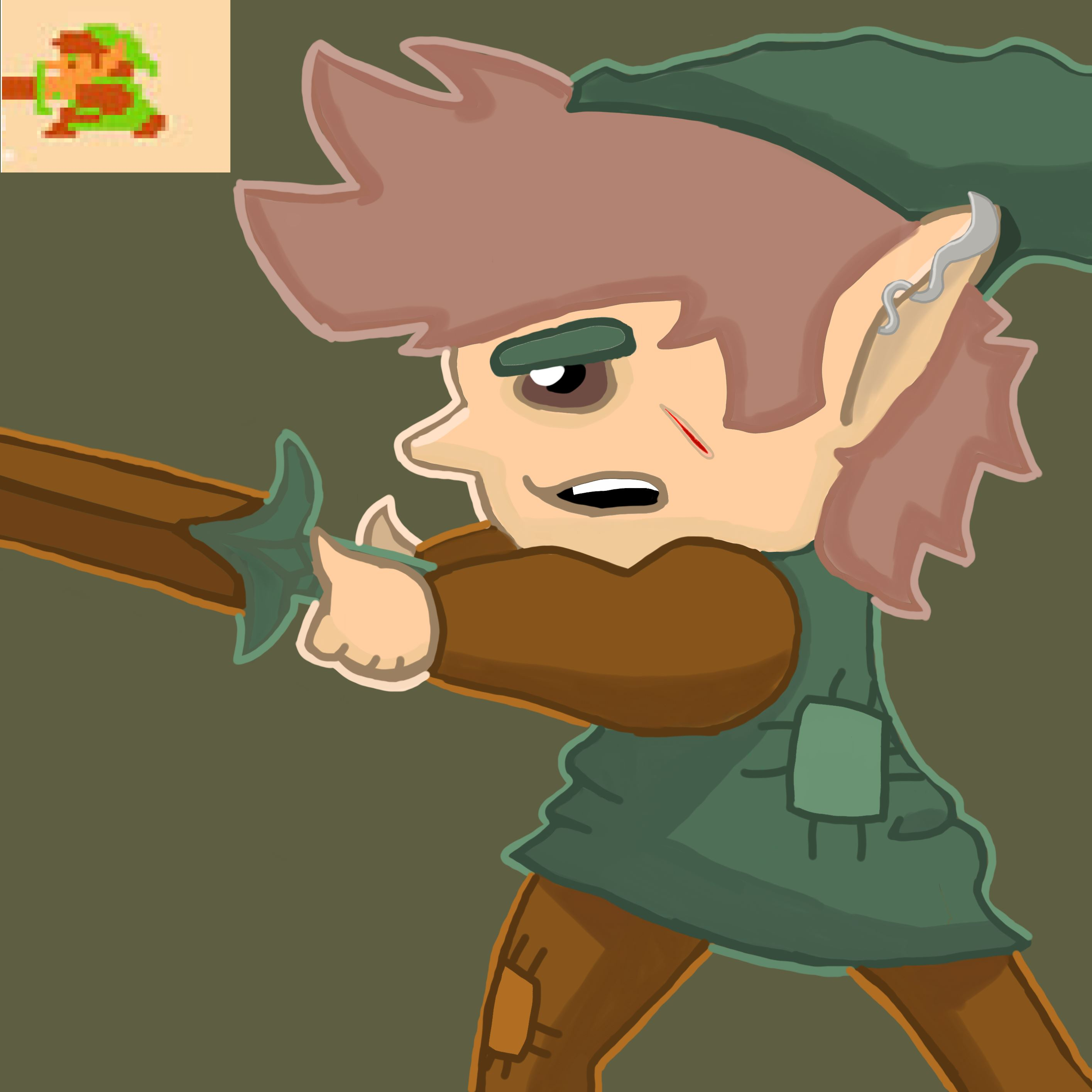 Link in action!