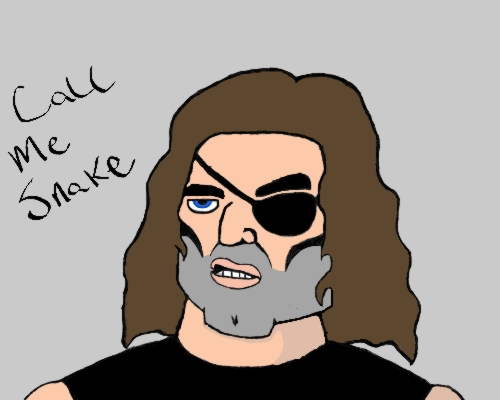 Predictable Plissken