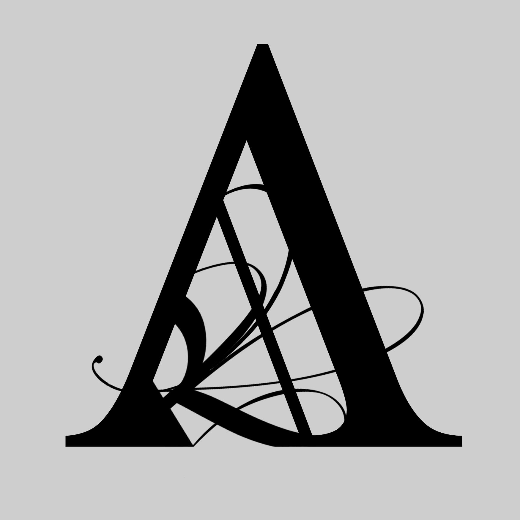 Lambda - Font Study