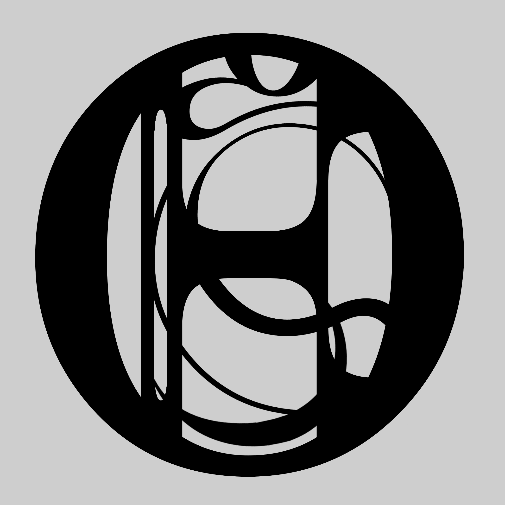 Theta - Font Study