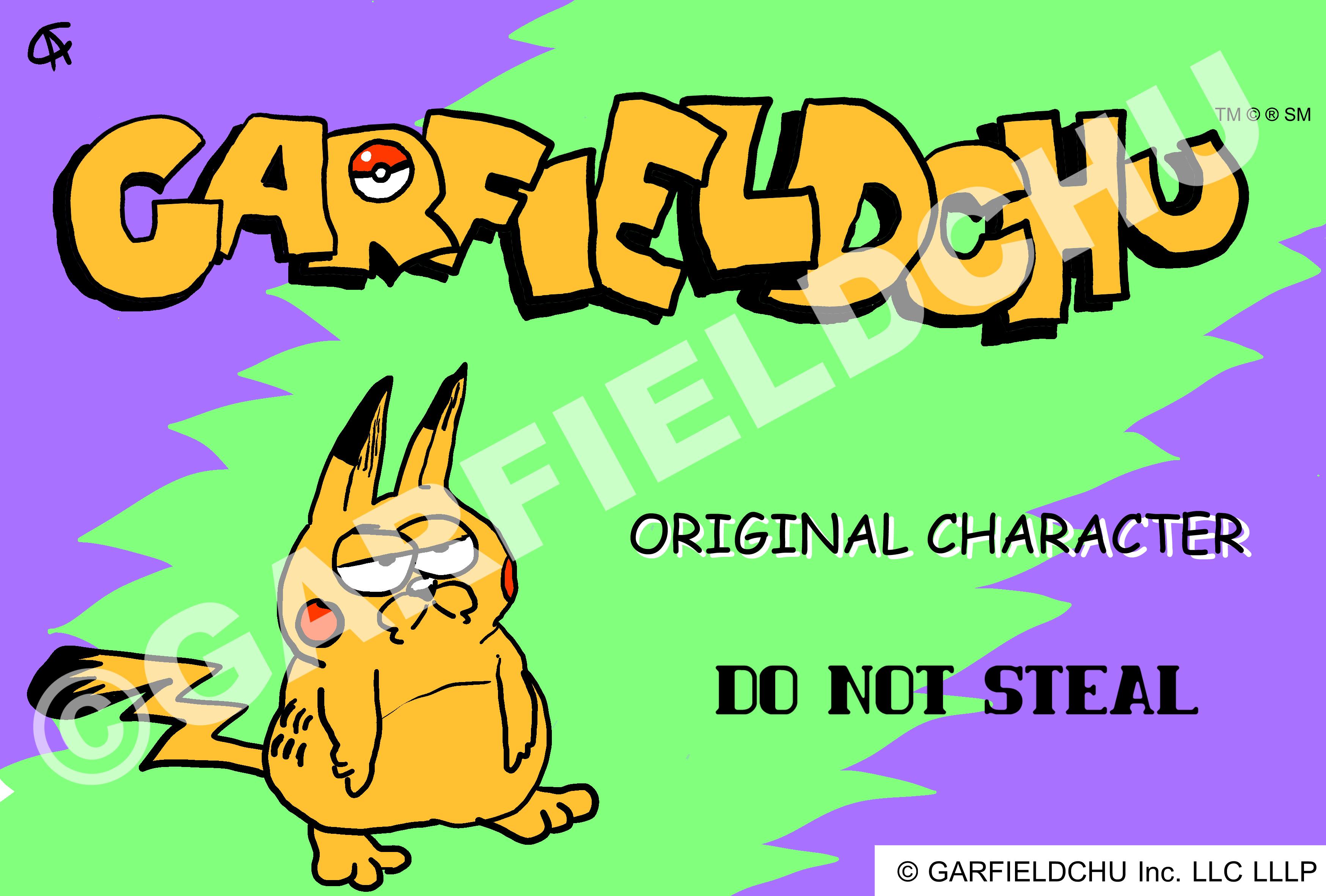 GARFIELDCHU [ORIGINAL CHARACTER] DO NOT STEAL!!!