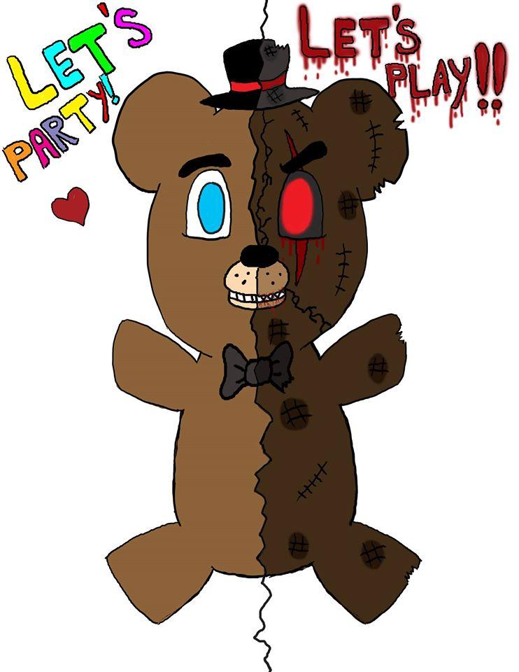 It's Freddy!!!! >:3