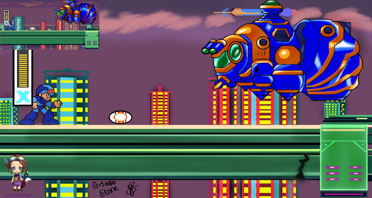 Mega Man Revamped