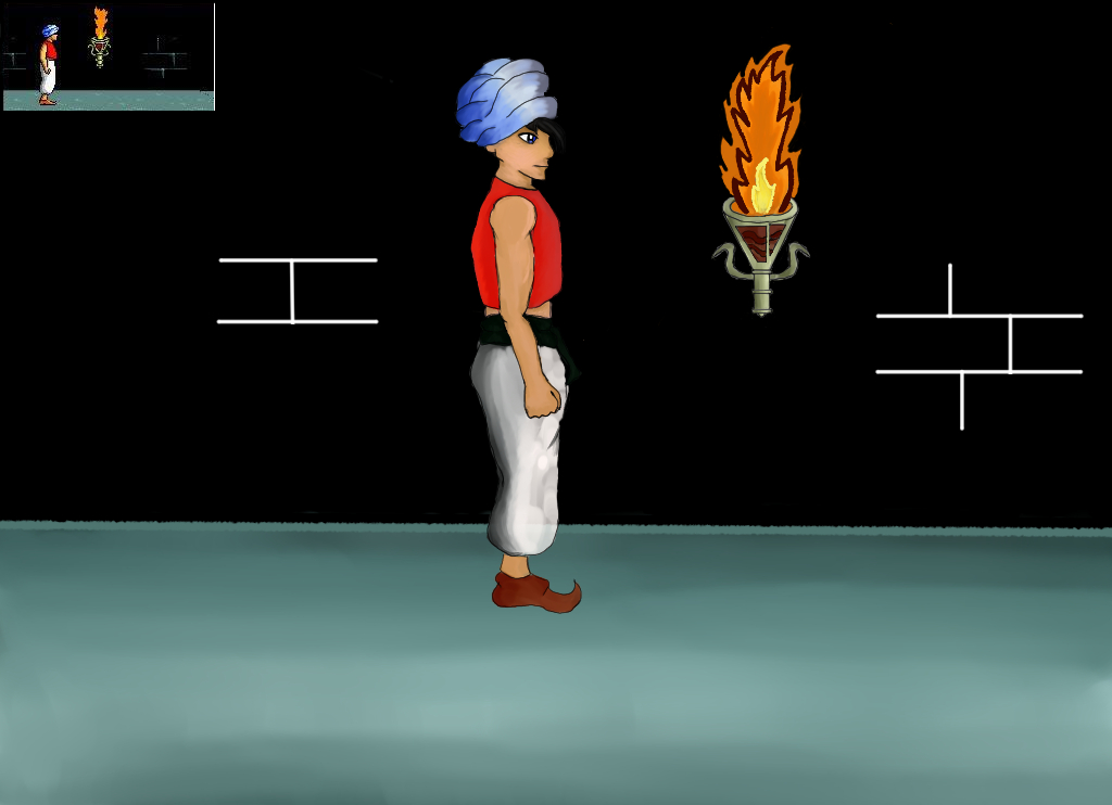 Prince Of Persia NewRes