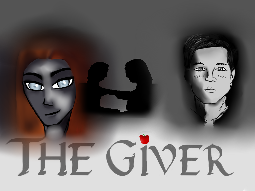 The giver 'movie cover'