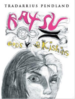 """""""Ratsu: Gods & Kishins"""" Comic Cover Page"""