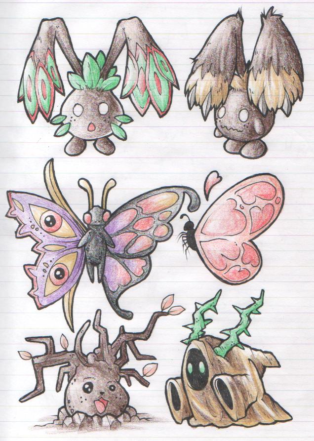 Garden Beasts