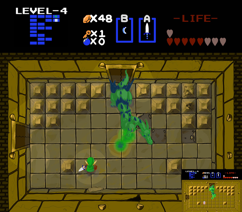 Newres The legend of Zelda