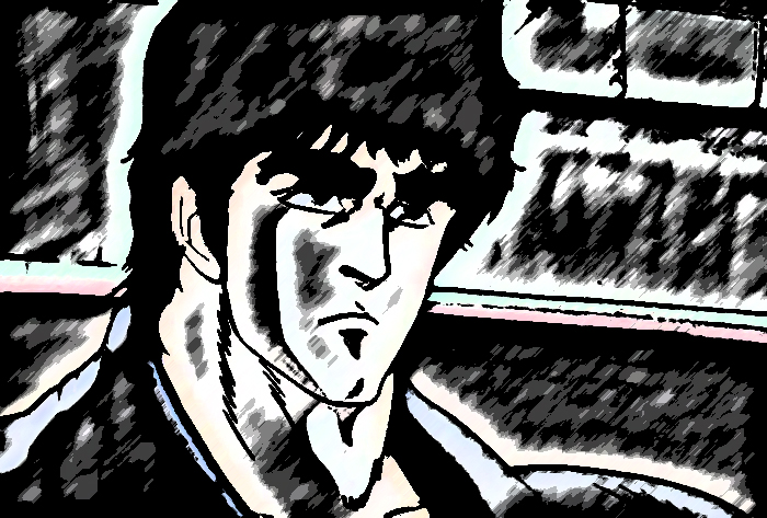 Our hero Kenshiro