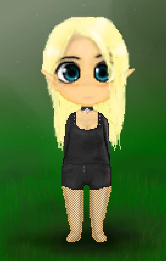 Pixel elf