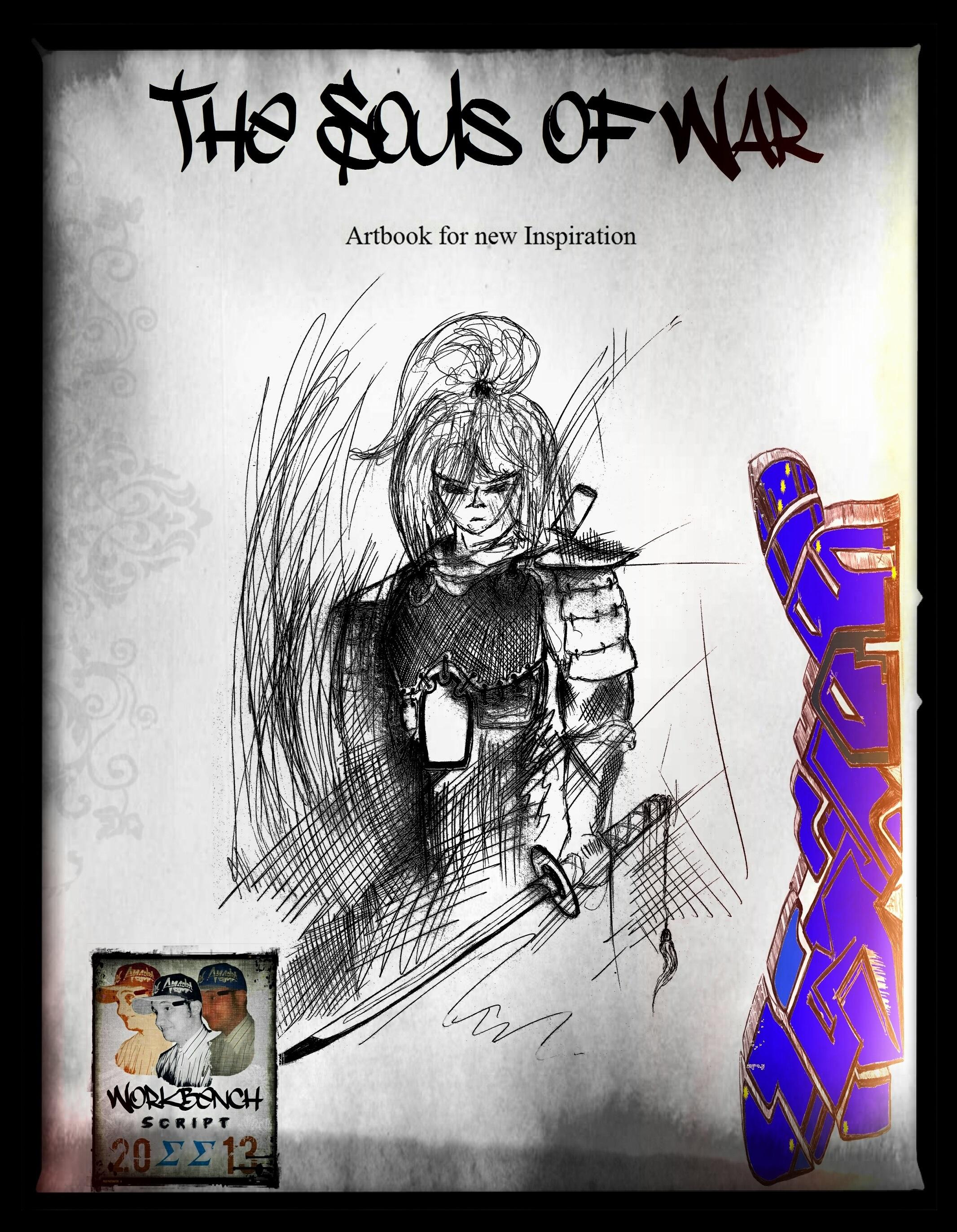 Artbook No.3: Souls of War