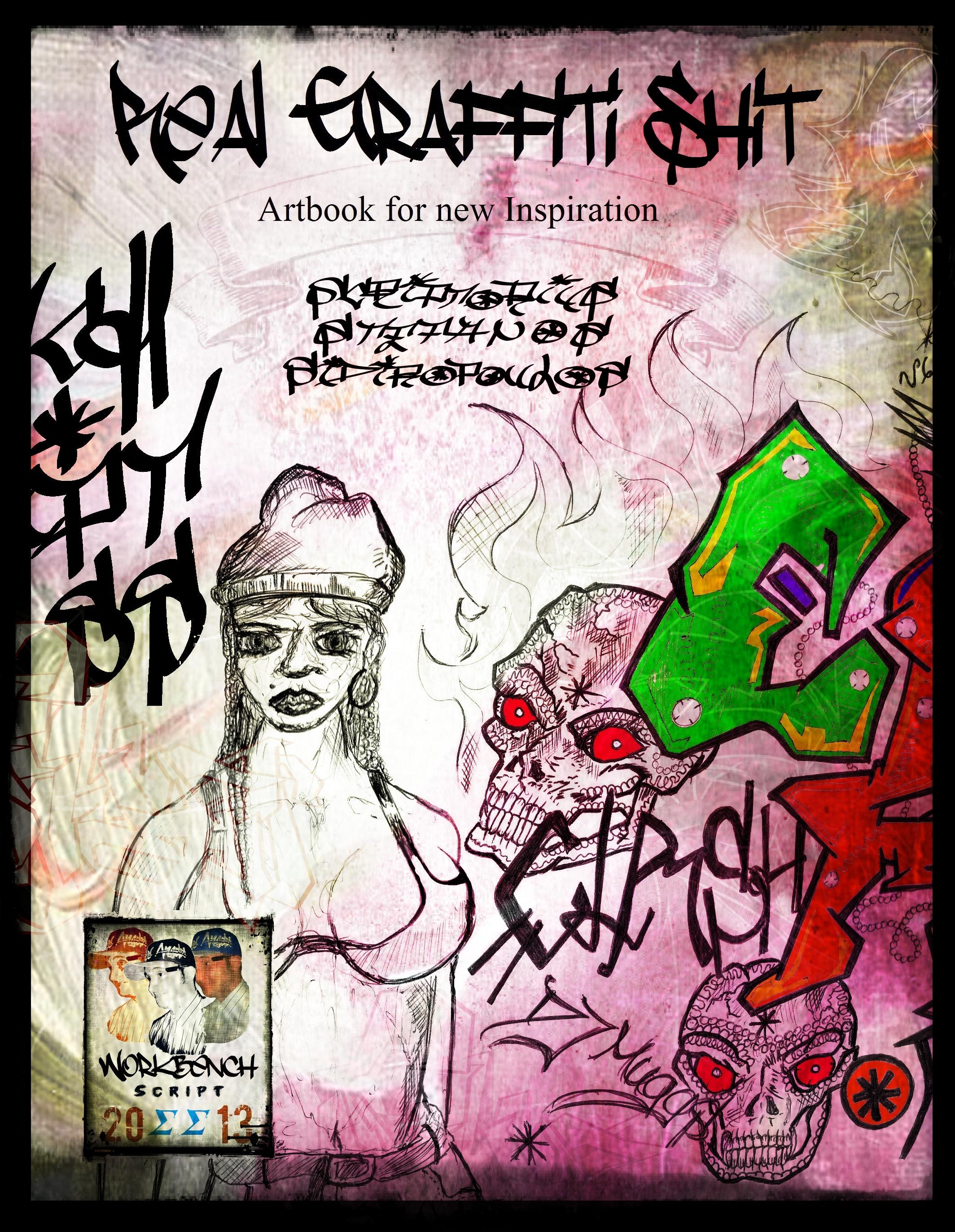 Artbook No.4: Real Graffiti Shit