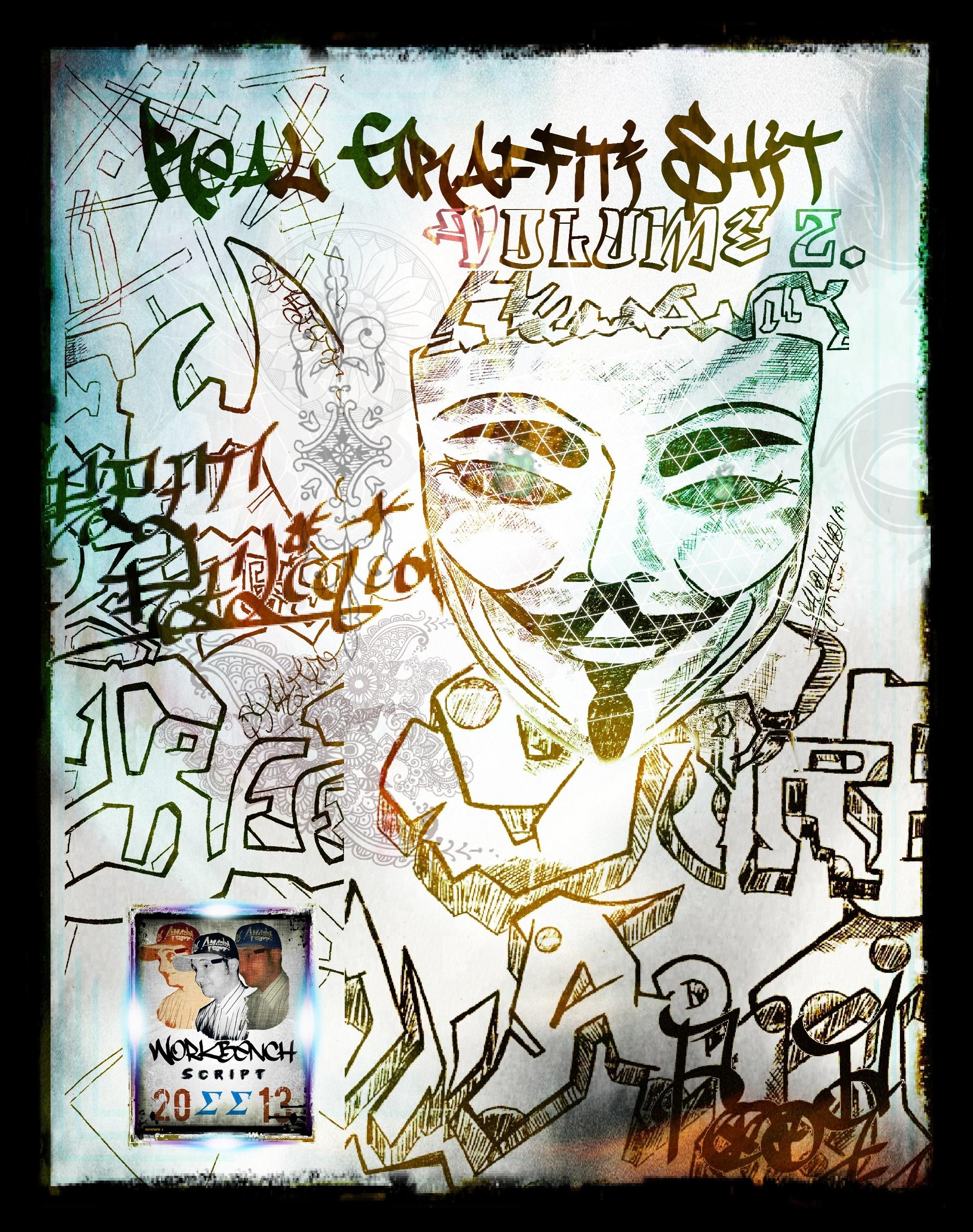 Artbook No.5: Real Graffiti Shit Volume 2
