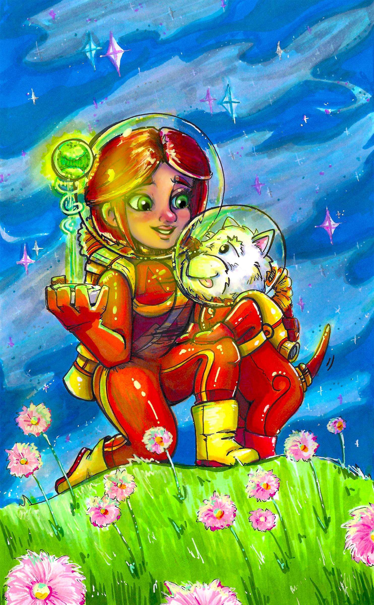 Space Explorer #9