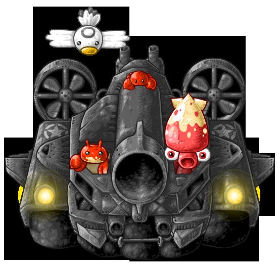 Ironclad Hovercraft