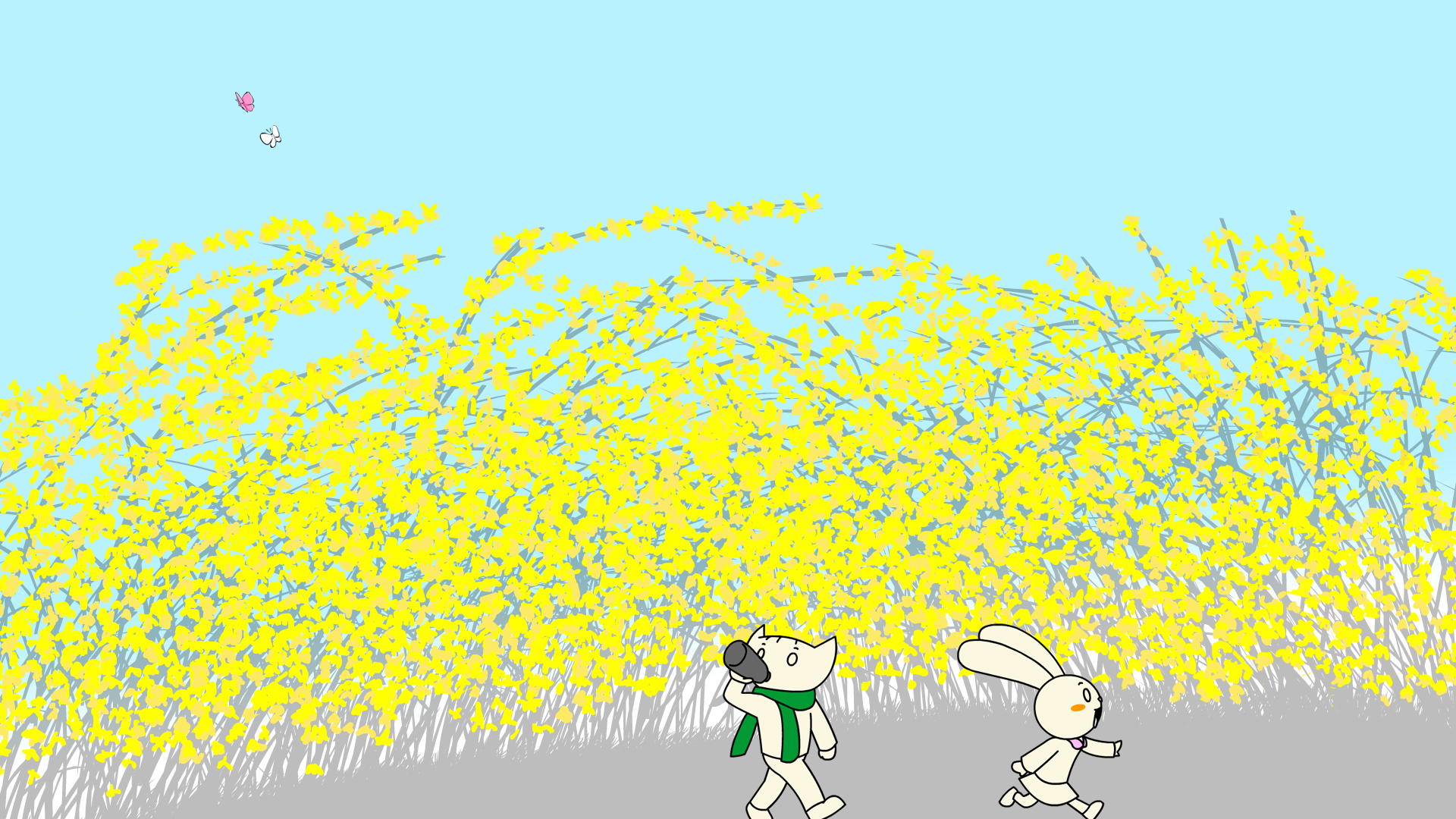 Doki&Nabi's spring