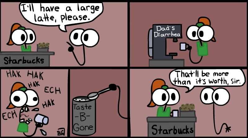 A True Story About Coffee