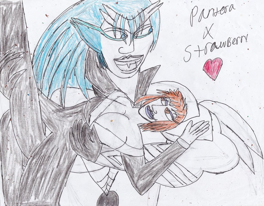 Pantera X Strawberry
