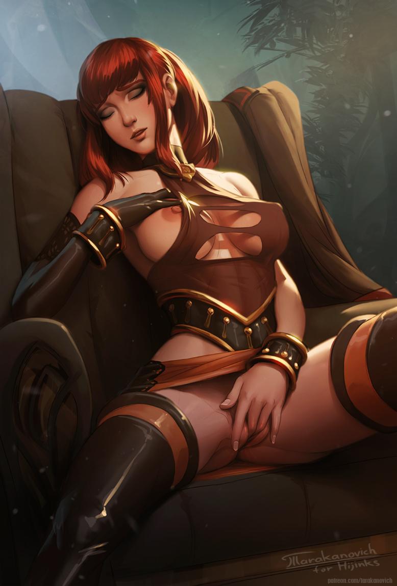 Shadow Hearts 2 - Karin