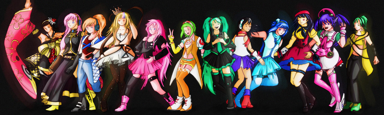 Vocaloid Girls! #1