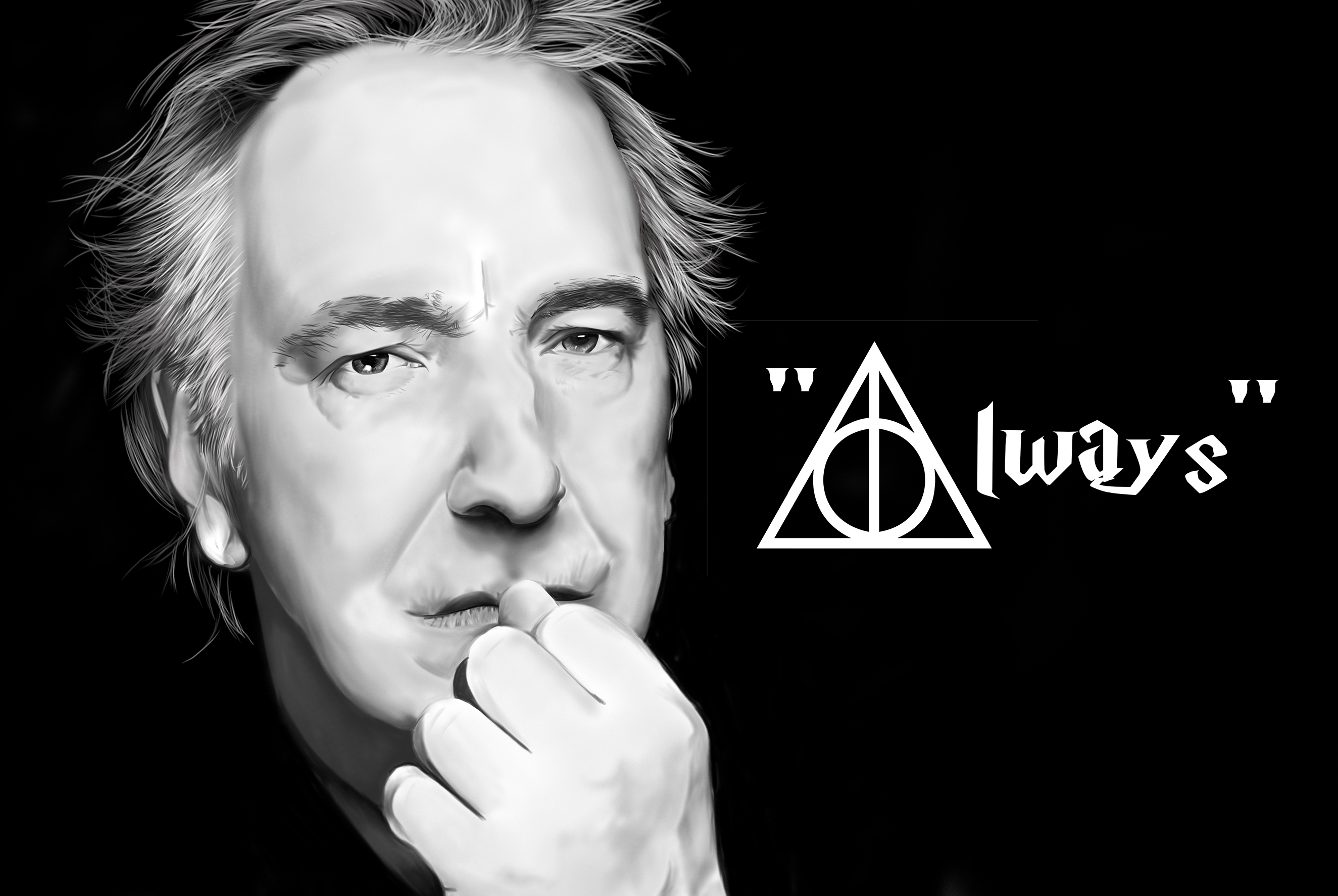 Alan Rickman Tribute