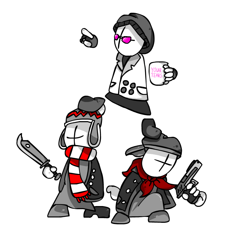 Hypnos, Thanatos and Enta