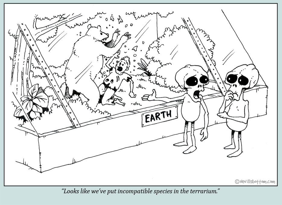 Incompatible species