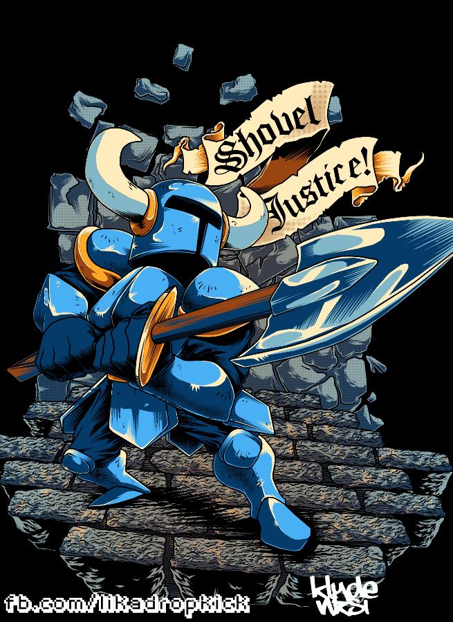 Steel Thy Shovel!