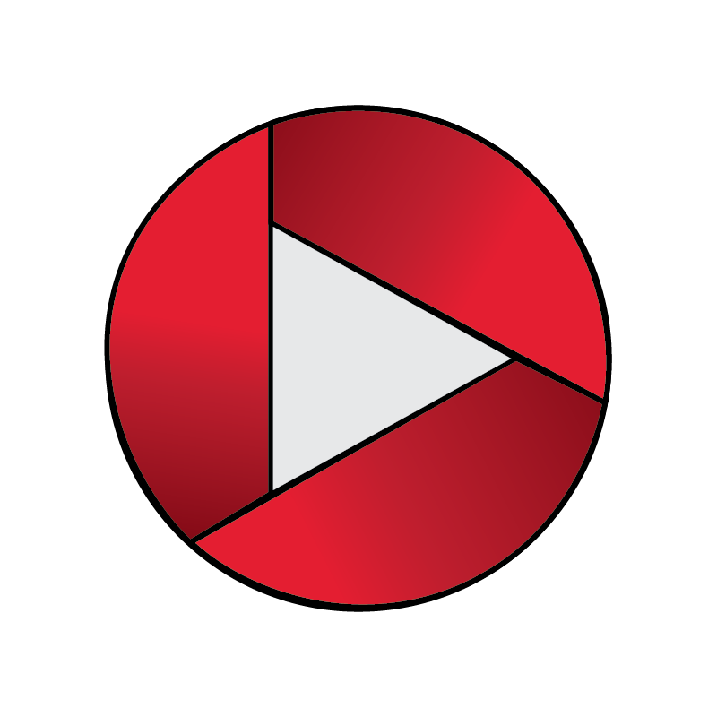 Simple Play Button Design
