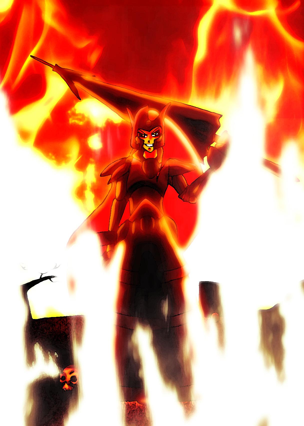 Wrath of Karawan