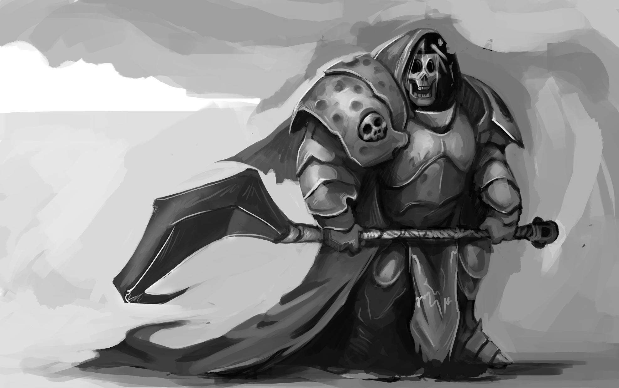 3- skull bro