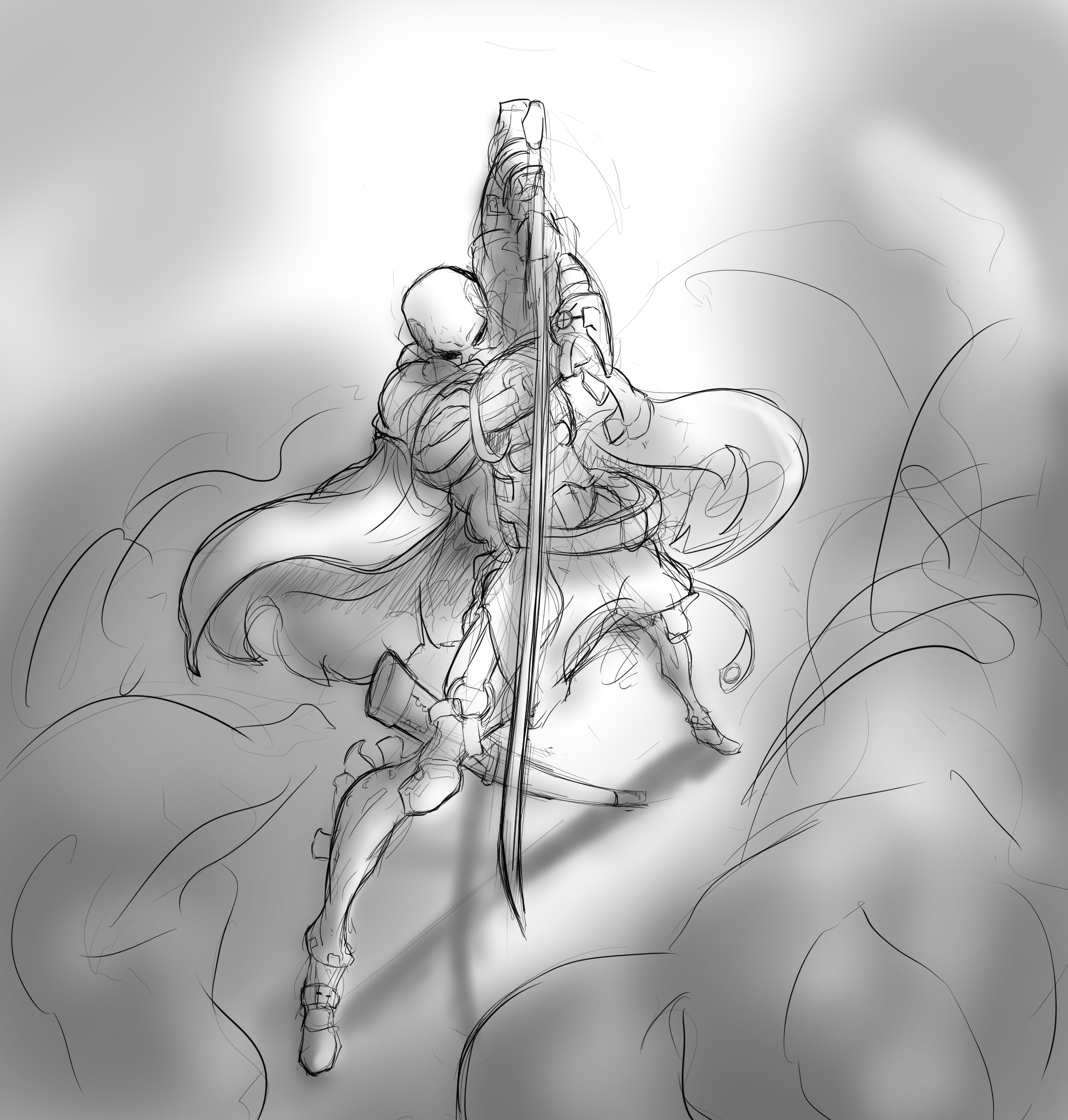 Sword guy the GUY!