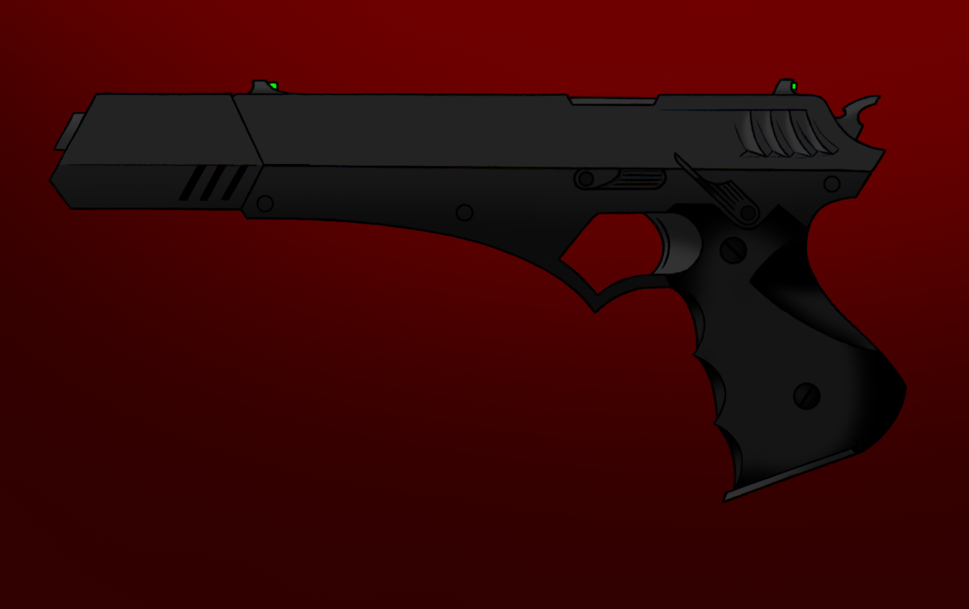 SL - 55 harrower, Caine's Vengeance