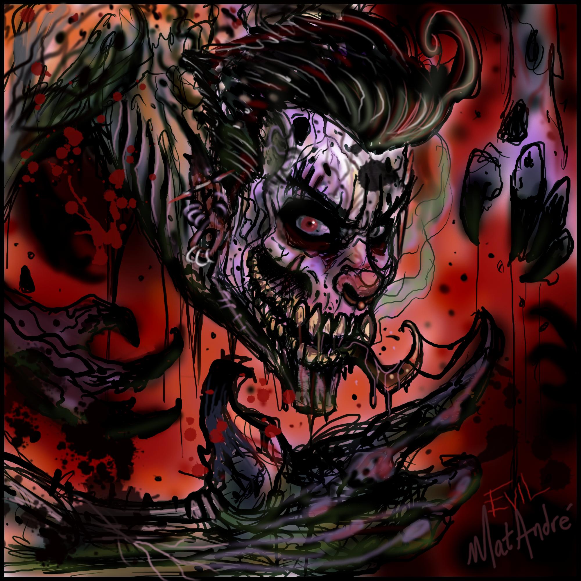 Evil Mat André