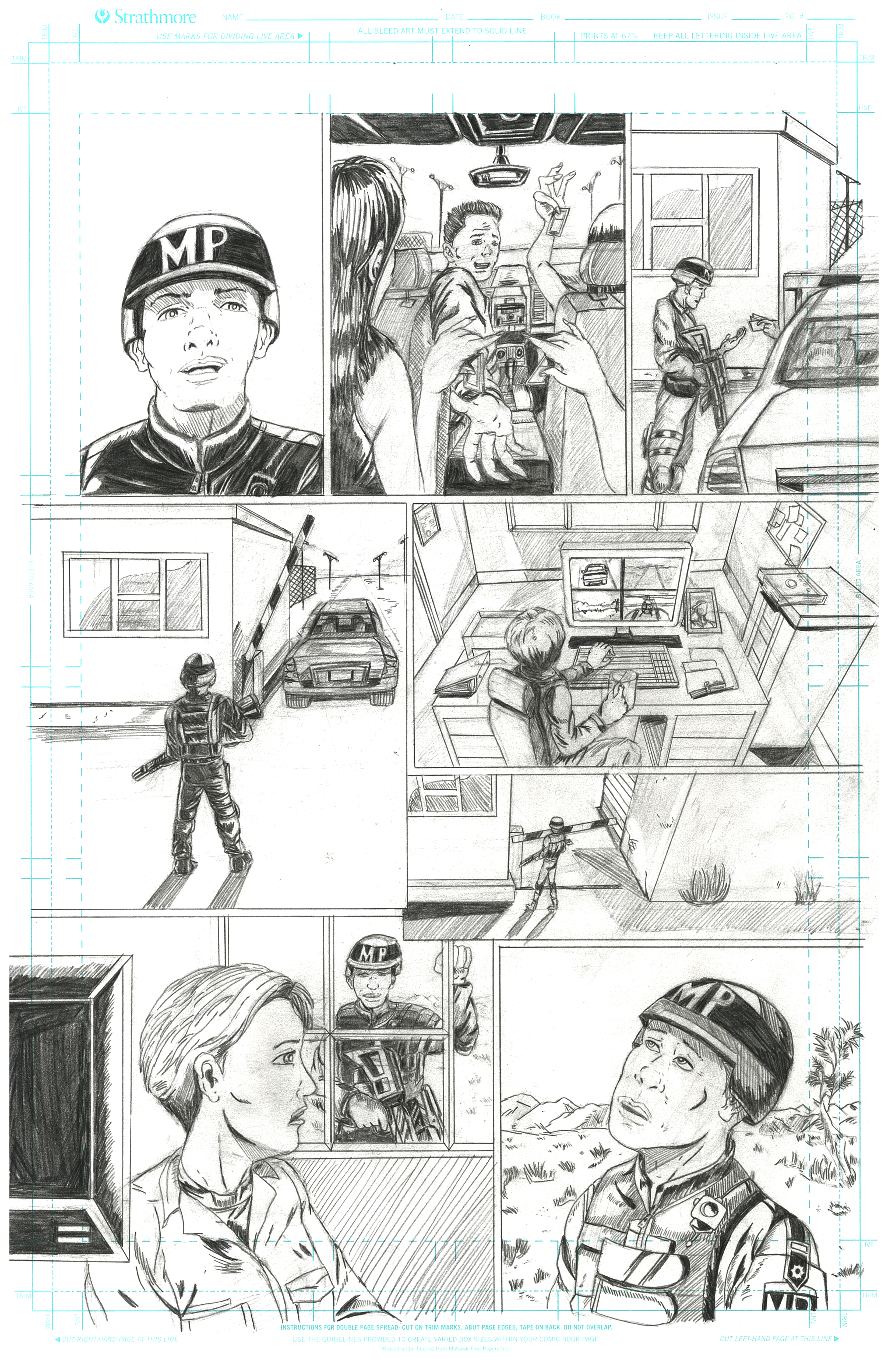 Redking's Black Ops issue 2 page 5