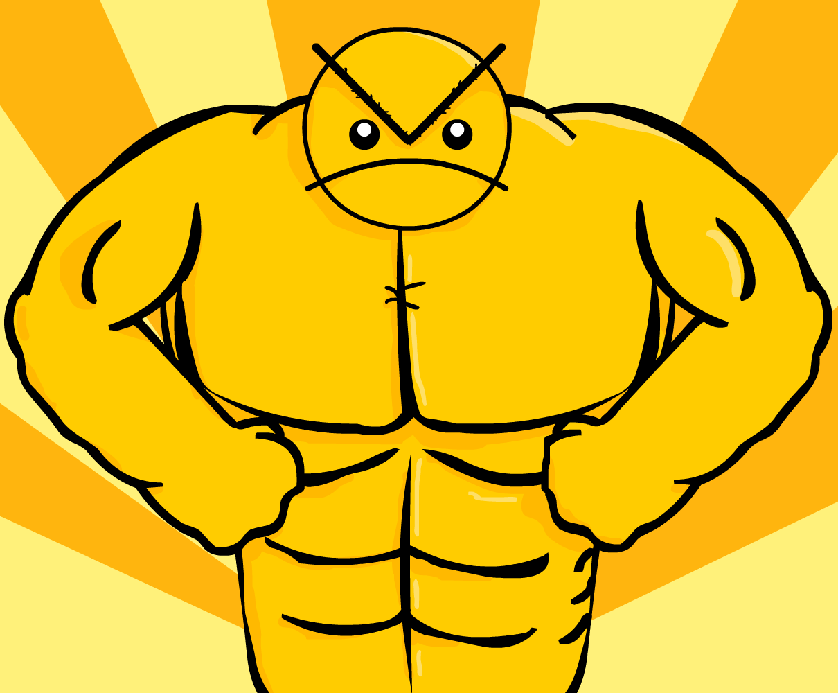 Muscle Angry