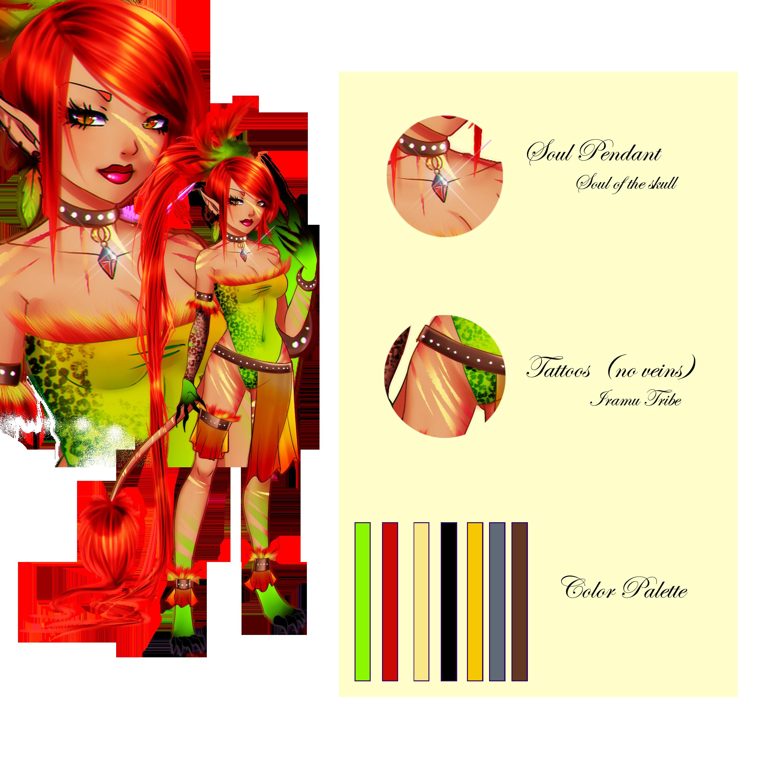 Female Valix - Jungle