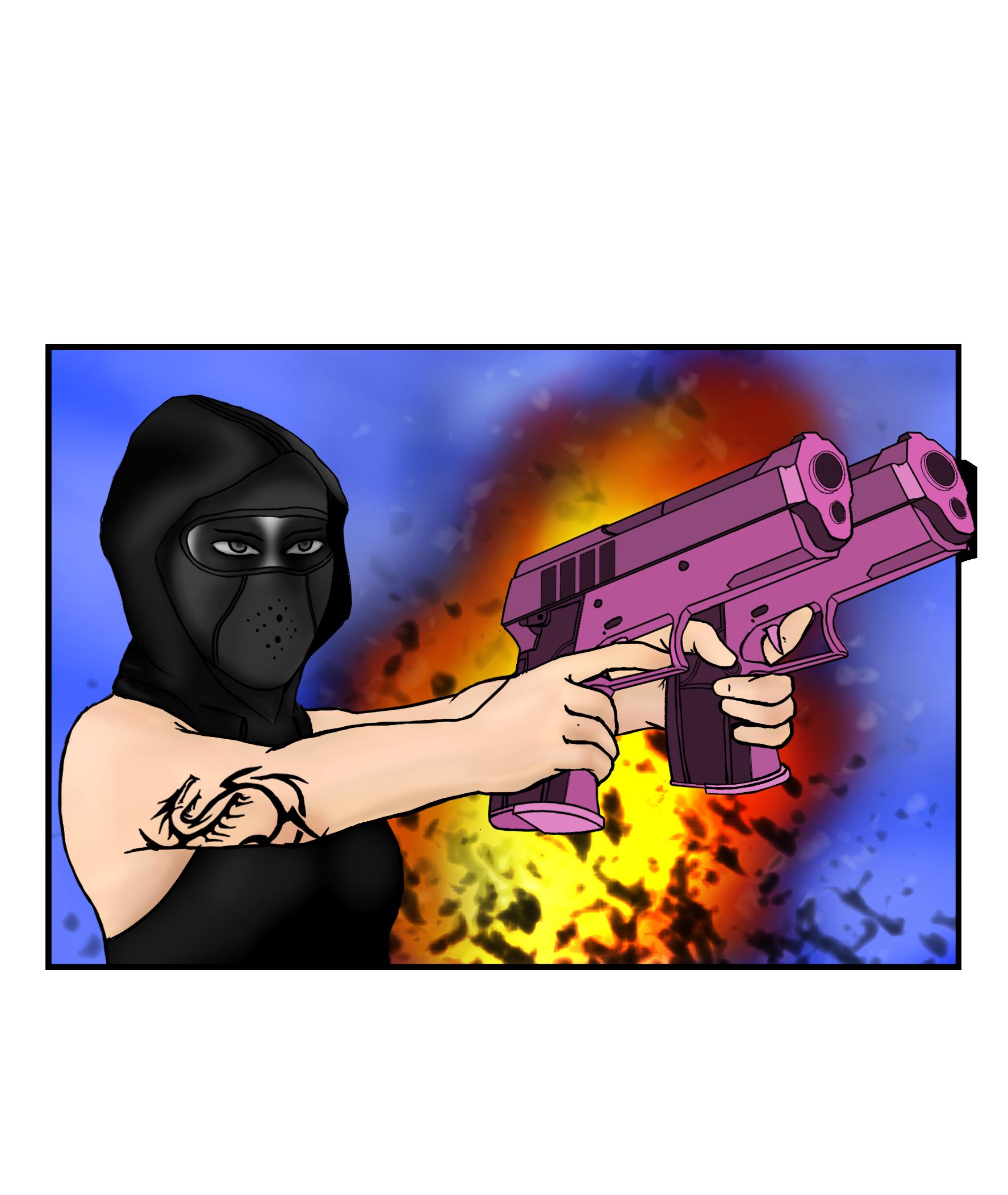 chick wa guns