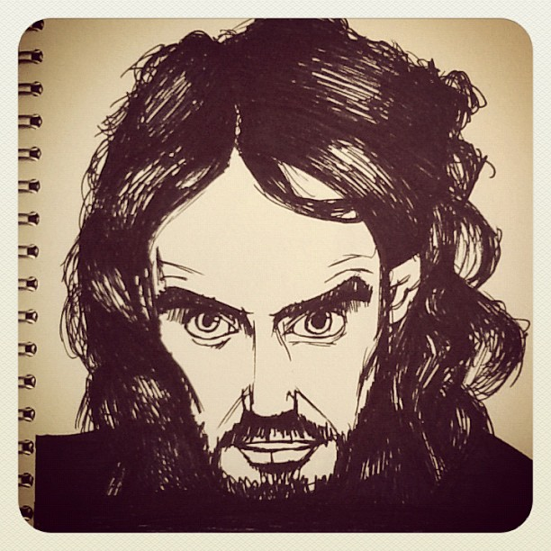 Russell Brand Markers