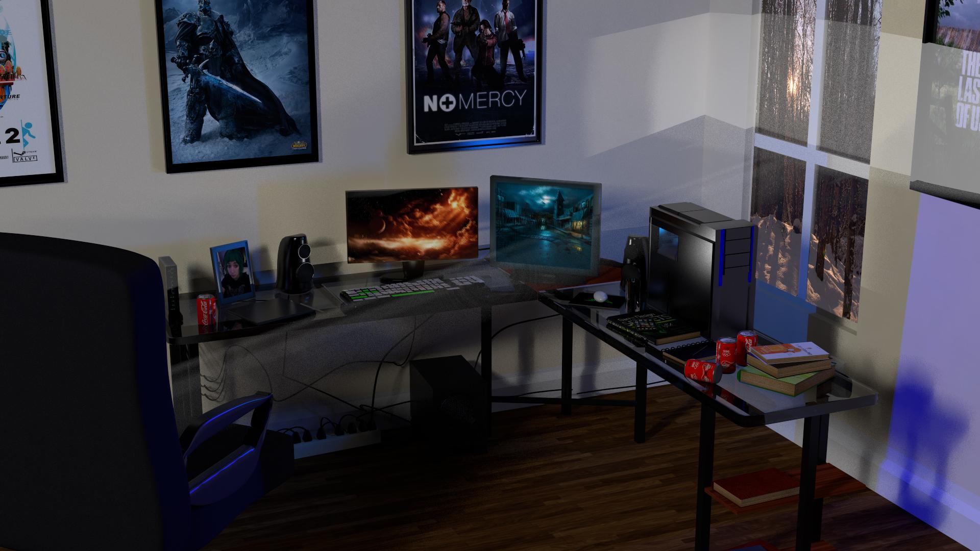 Home Workstation