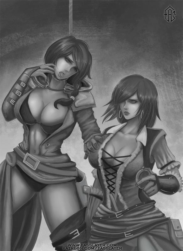 Assassin and Templar