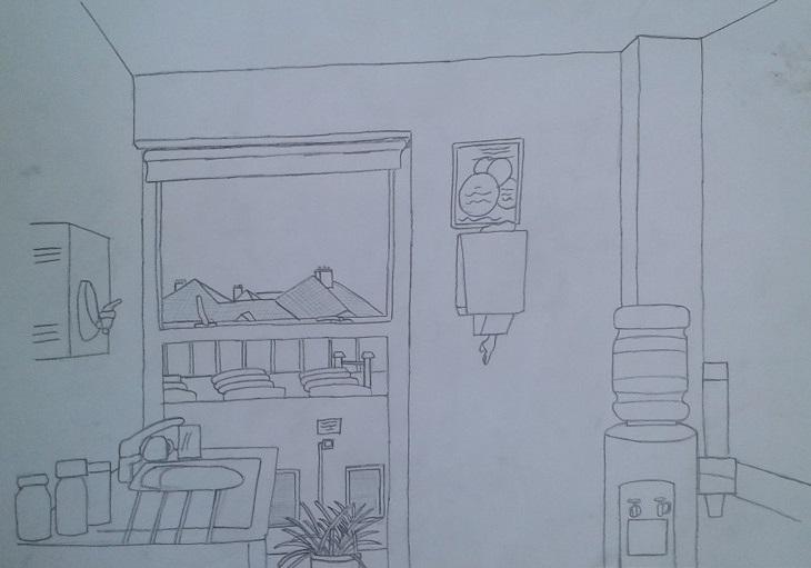 Collge Tearoom