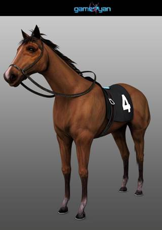Horse Animal Character Modeling