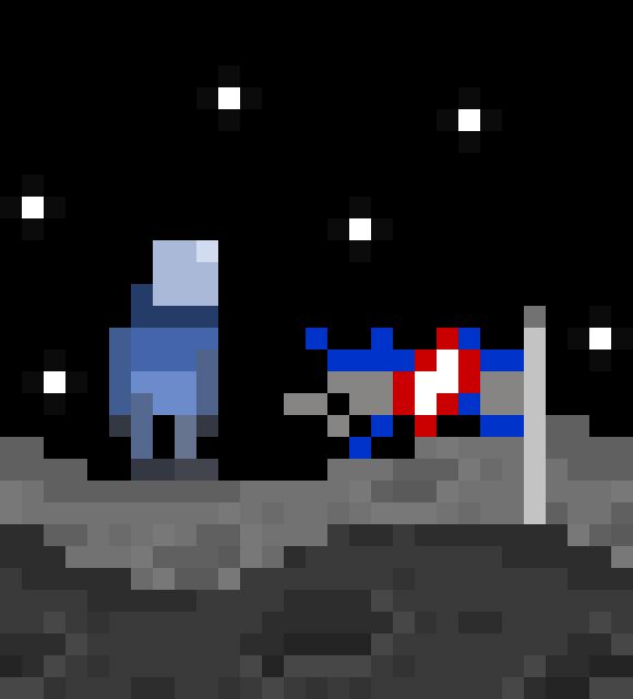 Moonbot Blue