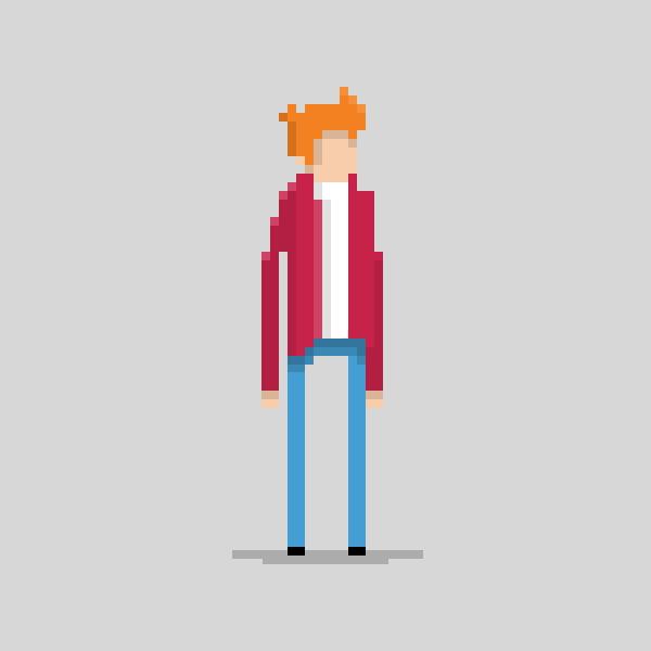 Pixel Fry