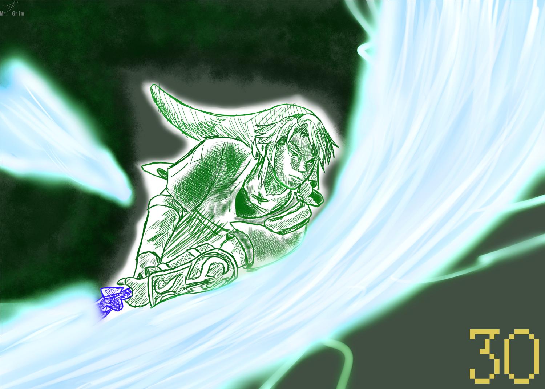 30th Anniversary Zelda