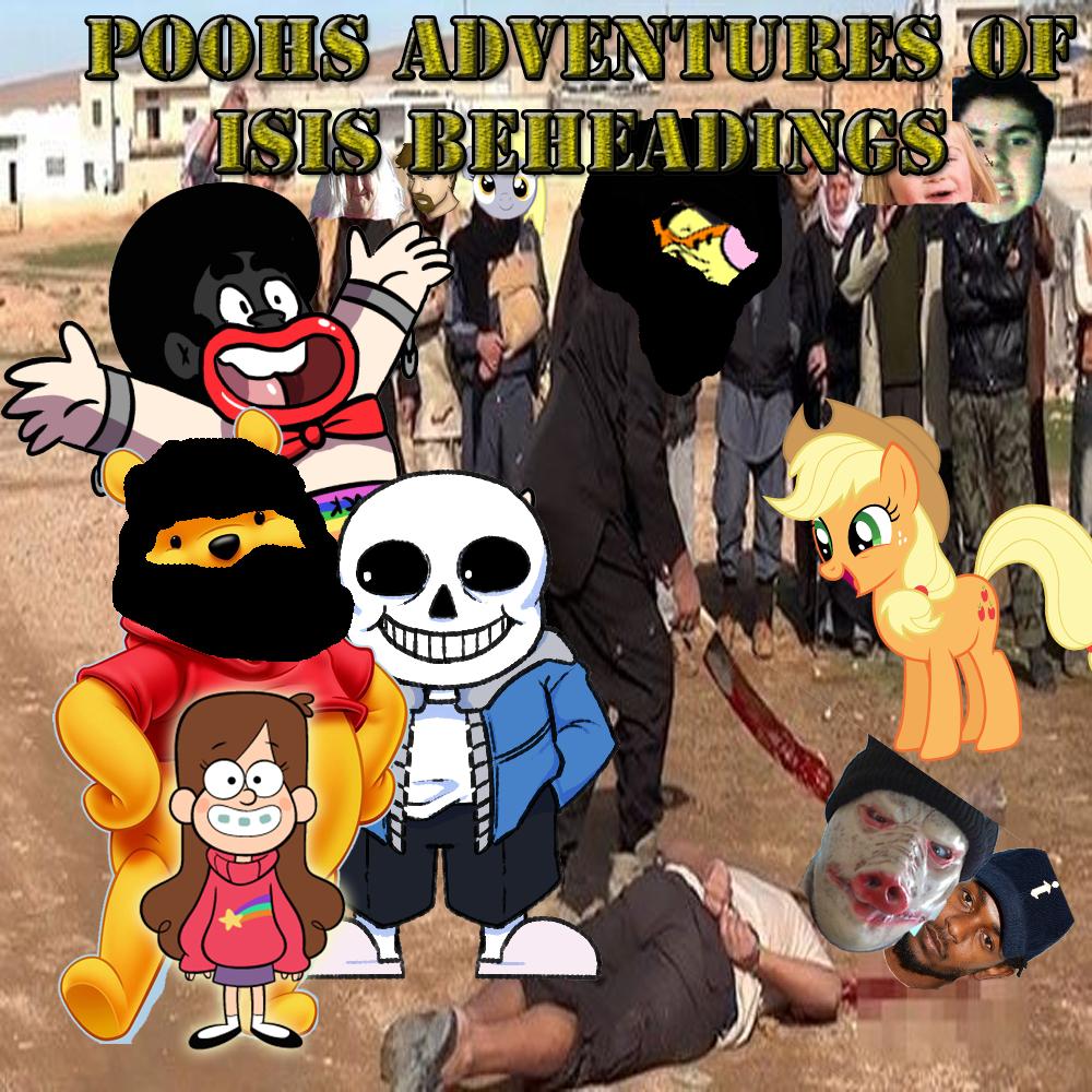 poohs adventures of isis beheadings
